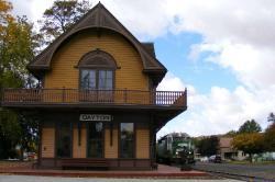 Dayton Historical Depot Museum