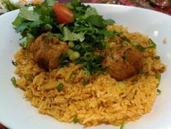 Indian Cuisine Puruwari