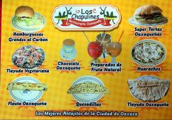 restaurant Los Chapulines