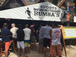 Rumbas Sports Bar & Restaurant