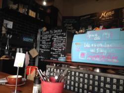 Square Peg Cafe
