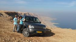 Moti Barness Private Guide to Israel