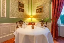 Restaurant at Kirroughtree Country House