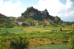 Main Ma Ye' Tha-Khin-Ma Mountain