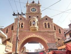 Market Tower (Ghanta Ghar)