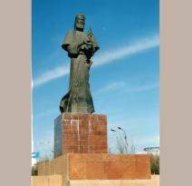 Ferdowsi Statue
