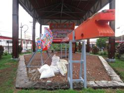 World's Largest Oxcart