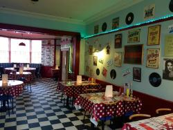 Checkers Diner & Grill