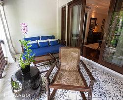 The Rajah Brooke Suite at the 137 Pillars House Chiang Mai