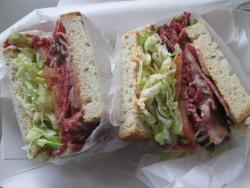 Harry G's NY Deli & Cafe