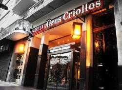 Parrilla Aires Criollos