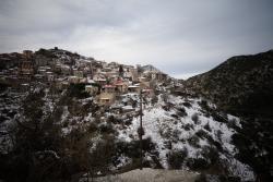 Irida's view to the village