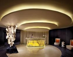 The Ritz Carlton Spa, Hong Kong