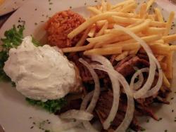 Restaurant Korfou