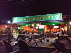 The Irish Embassy Pub