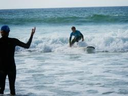 Allons-Surfer - Day Lessons