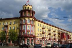 Отель Орел