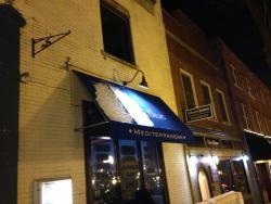 True Blue Mediterranean Cafe