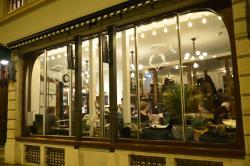 Restaurant Perroquet Vert