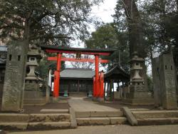 Oyaba Hikawa Shrine