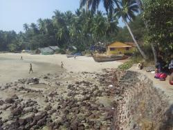 Issorcim Beach