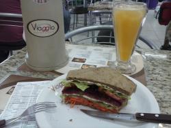 Viaggio Bistro E Cafe