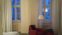 camera da letto - doppia finestra