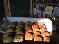 Pan con madre y Hojas Sueltas