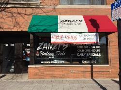 Zanzi's Italian Deli
