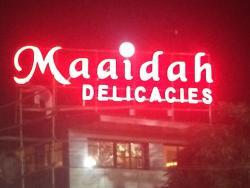MAAIDAH DELICACIES