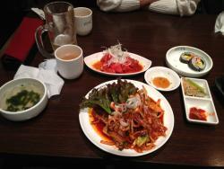 Chegoya Korean Cuisine Tokyu Department Store Plaza