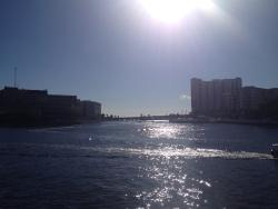 The Tampa River Walk