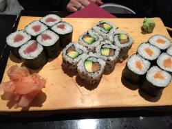 Yookoso Sushi