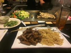 Kobe Japanese Steak House