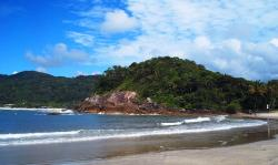 Praia Iporanga e das Conchas