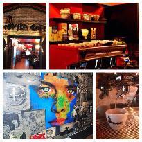 Afrika Café e Comidinhas