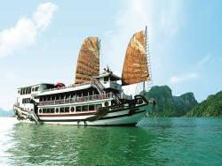 Halong Royal Palace Cruise Day Tour