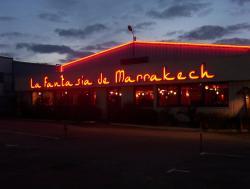 La Fantasia de Marrakech
