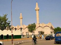 Grand Mosque N'Djamena