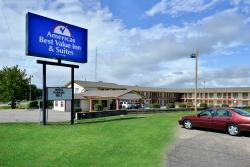 Americas Best Value Inn & Suites Russellville