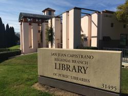 San Juan Capistrano Regional Library