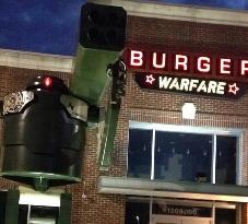 Burger Warfare