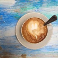 Café Oso Azul