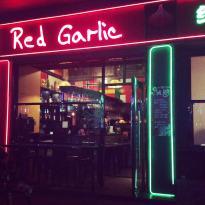 The Red Garlic