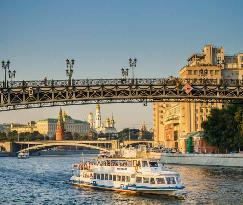 Capital River Boat Tours - Moscow Centre