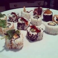 Geisha Sushi Creativo