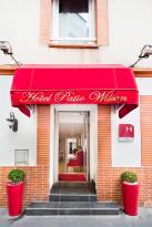 Hotel Patio Wilson