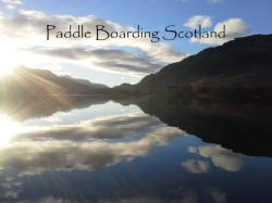Paddle Boarding Scotland