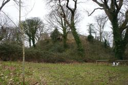 Aberlleiniog Castle