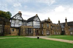 Smithills Hall Museum